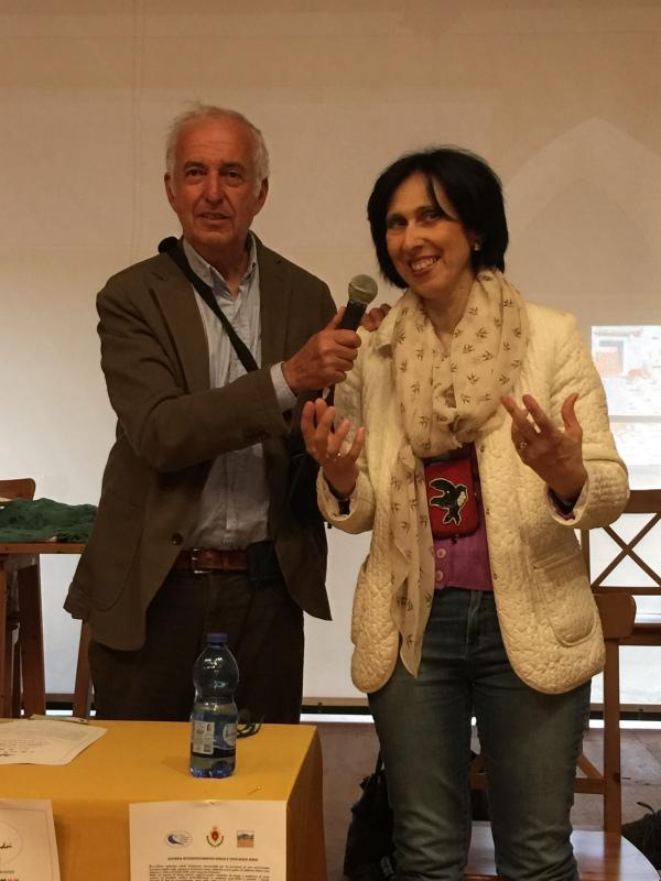 Francesco Mezzatesta e Silvana Di Mauro 2 - foto Cecilia Pacini